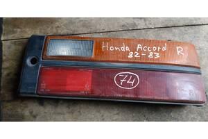 Б/у фонарь стоп для Honda Accord 1982, 1983 правий (74)