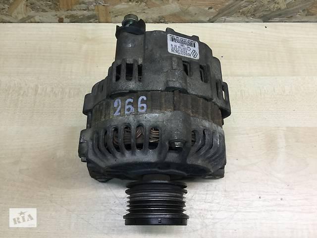 продам Б/у генератор/щетки для Nissan Micra 1.5 dCi бу в Луцке