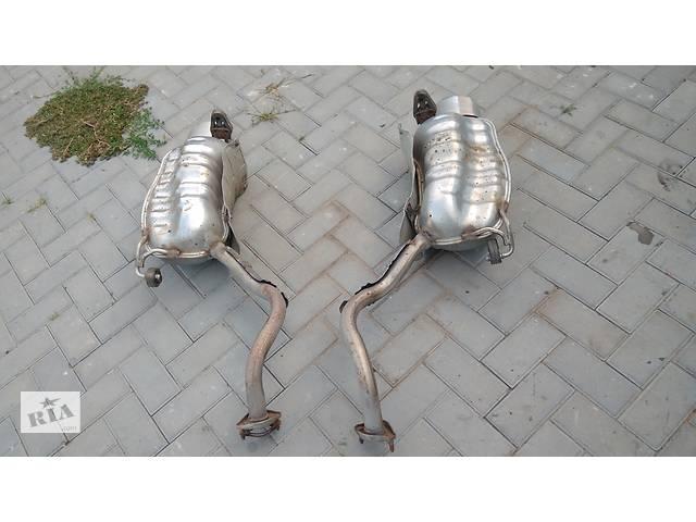 купить бу Б/у глушитель для Hyundai Santa FE (2.7 бензин) (2006-2012 г.в.) в Умани