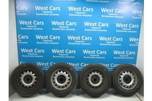 Б/У Комплект дисков R15 с шинами 215/65 Jumpy 2007 - 2012 . Вперед за покупками!