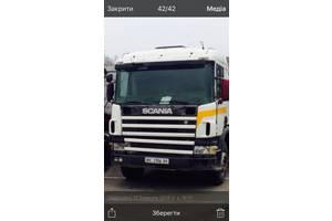 б/у Кабины Scania R 380