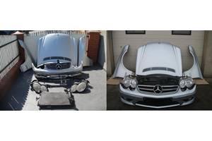 б/у Капоты Mercedes CLK-Class