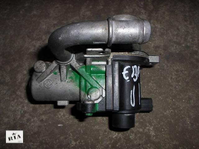 бу Б/у Клапан ЕГР EGR система рециркуляции отработавших газов 1,5dci для Рено Сценик 2 в Луцке