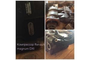б/у Турбокомпрессоры Renault Magnum