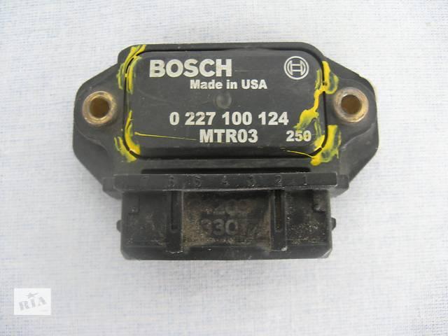 Б/у комутатор запалювання 0227100124 для Saab 9000- объявление о продаже  в Львове