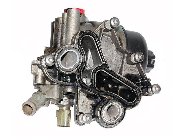 бу Б/У Корпус масляного фильтра 2.2JTD ft,2.2MJET ft FIAT Ducato 06-14; ОЕ:9808866680 в Харькове