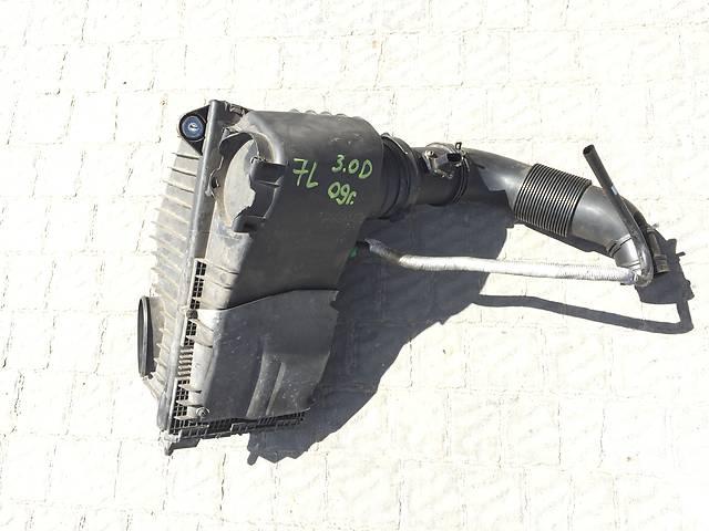 корпус воздушного фильтра porsche cayenne