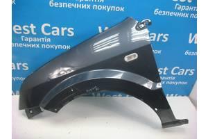 Б/У Крило переднє ліве версія під листя Fusion 2002 - 2012 1420115. Вперед за покупками!