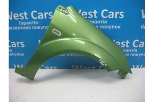 Б/У Крило переднє праве зелене Fiesta 2005 - 2008 1528047. Вперед за покупками!