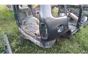 Б/у крыло заднее/лонжерон/задний усилитель/ задняя часть кузова для Chevrolet Niva ВАЗ 2123