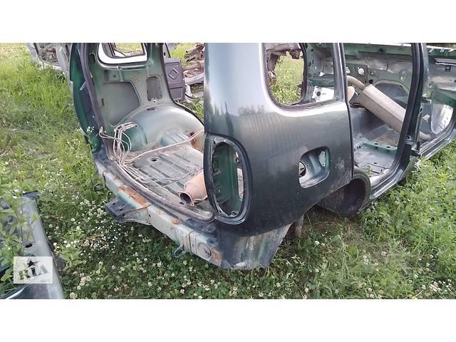 Б/у крыло заднее/лонжерон/задний усилитель/ задняя часть кузова для Chevrolet Niva ВАЗ 2123- объявление о продаже  в Умани