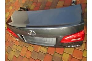 Б/у кришка багажника для Lexus IS 2005-2013
