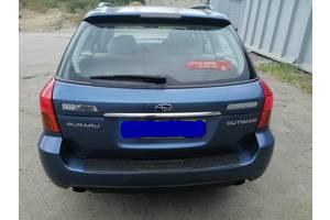 Б/у кришка багажника для Subaru Outback ляда 2003-2009
