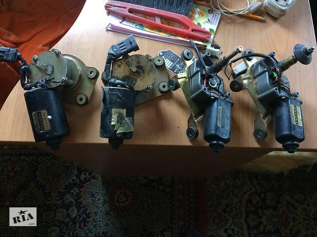 Б/у моторчик стеклоочистителя для Chery Kimo, Чери Кимо.- объявление о продаже  в Кропивницком (Кировоград)