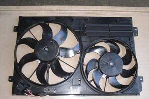 Б/у моторчик вентилятора кондиционера для Volkswagen Passat B6