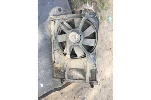 Б/у моторчик вентилятора радіатора для Volkswagen Passat B3 B4 Golf 3 Vento 3ao959455h