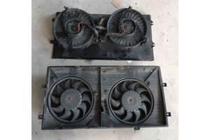 Б/у моторчик вентилятора радиатора для Volkswagen T4 (Transporter)