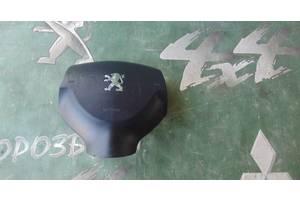 Б/у подушка безопасности водительская Airbag Peugeot 4007 2.2 HDi AWD Пижо Пежо 4007 с 2007 г. в.