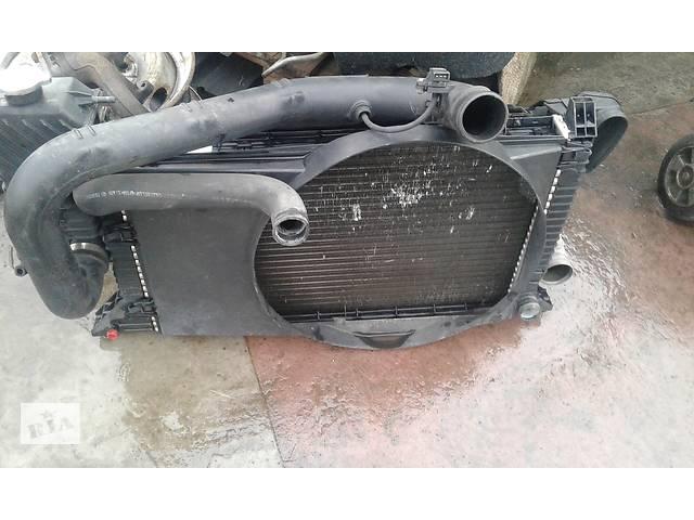 бу Б/у радиатор для Mercedes Sprinter 312 в Львове