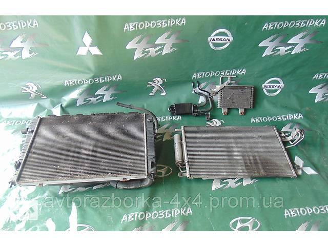 продам Б/у радиатор основной охлаждения Хюндай Туксон Hyundai Tucson 2.0 Hyundai Tucson 4WD Хундай с 2004 г бу в Ровно