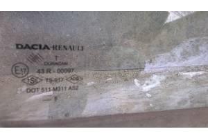 б/у Стекла в кузов Dacia Logan