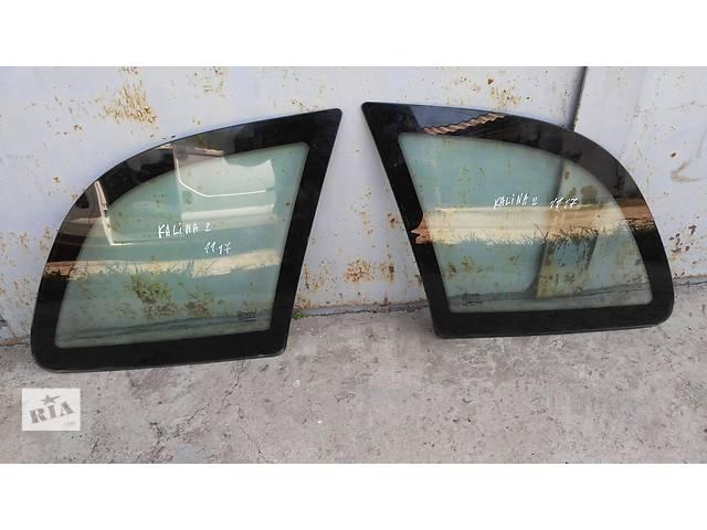 Б/у стекло в кузов для ВАЗ 1117- объявление о продаже  в Умани