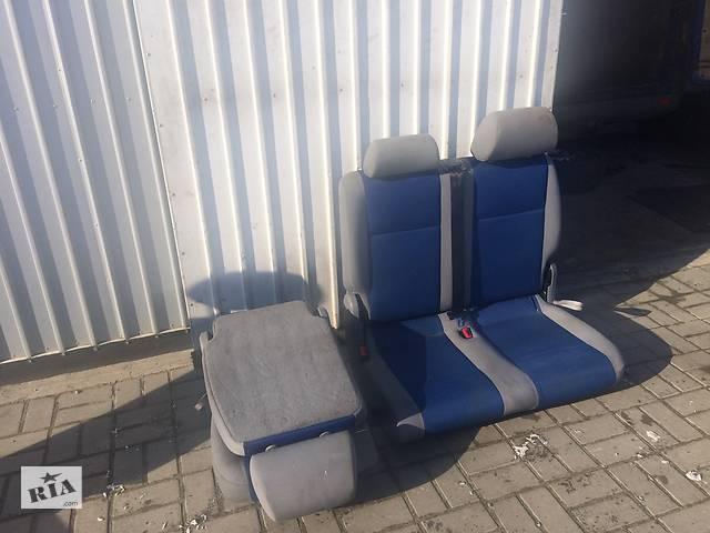 купить бу Б/у сиденье для Volkswagen Caddy в Новоселице (Черновицкой обл.)