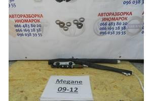 Б/у система ременів безпеки для Renault Megane 2009-2013