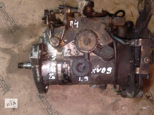 продам Б/у топливный насос высокого давления для Fiat Ducato 1.9d XUD9 бу в Ковеле