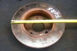 б/у Тормозные диски Ford Escort