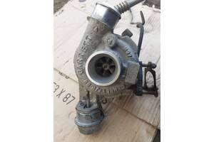 Б/у турбина для Hyundai i30 kia garrett 740611-00021