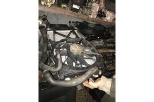 б/в Вентилятори осн радіатора Opel Astra G