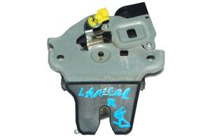 Б/У Замок крышки багажника седан 3 пина электр MITSUBISHI LANCER X 07-14