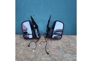 Б/у зеркало боковое левое для Mercedes Sprinter W906 , W 906 , 2006-2018 в наличии