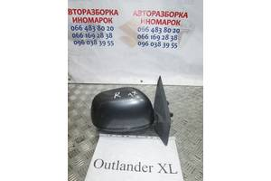 Б/у зеркало боковое правое для Mitsubishi Outlander XL 2006-2009