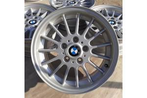 Б/в Диски BMW R16 5x120 7j ET34 3 E36 E46 VW T5 Primastar Trafic Opel Vivaro