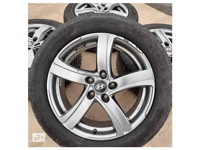 купить бу Б/в Диски Hyundai R17 5x114,3 ET38 CITROEN Ford KIA Mazda CHRYSLER Peugeot в Львове