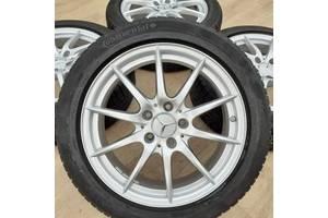 Б/в Диски Mercedes orig. R17 5x112 A B W176 W245 CLA Vito V VW Golf Jetta