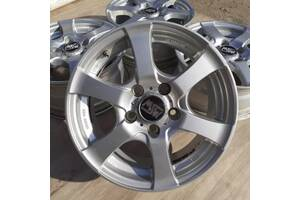 Б/у Диски R15 5x114.3 6,5 j ET45 Mazda 3 6 Premacy 626 MPV Renault Megane