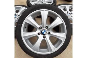 Б/в Диски + шини BMW R18 5x120 8j ET20 5 7 БМВ Р18 E34 E39 E38 E60 F01 E65