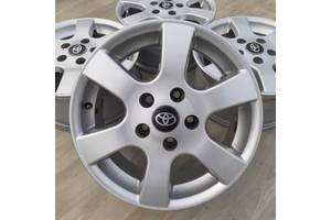Б/в Диски Toyota R15 5x114 6,5j e40 Camry Corolla Auris Nissan Hyundai Kia