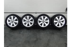 Б/у диски з шинами колеса для Chevrolet Evanda Epica R17 4x114.3 Goodride 215/50 R17