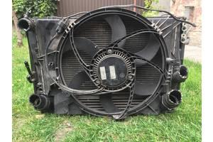 Б/у радиатор кондиционера для BMW 3 Series 2.0 дизель E90, E91, E92 радиатор кондиционера (2005-2013)