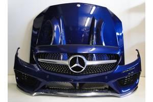 Бампер передній б/в Mercedes C205 2014-