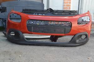 Бамперы передние Citroen C3