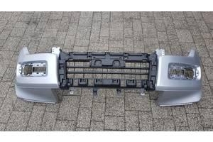 б/у Бамперы передние Mitsubishi Pajero