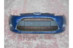 Бамперы передние Ford Fiesta New