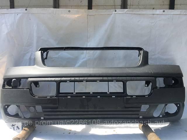 бампер передний на фольксваген транспортер