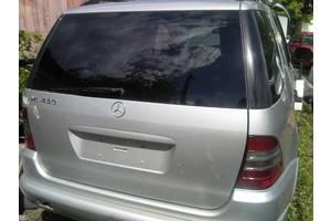 Бамперы задние Mercedes ML-Class