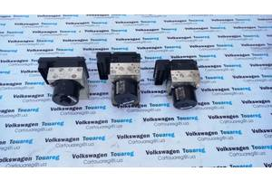 Блок АБС ABS 7L0907379K \ 7L0614517 Volkswagen Touareg Фольксваген Туарег Таурег